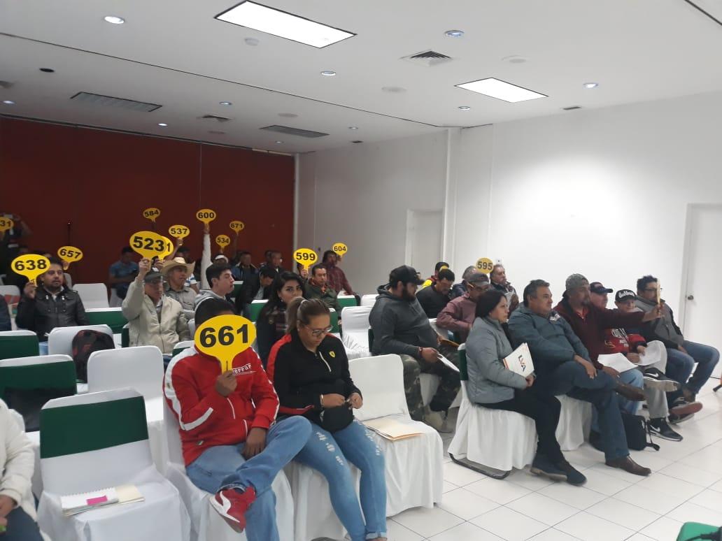 Subasta Gobierno del Estado de Tlaxcala